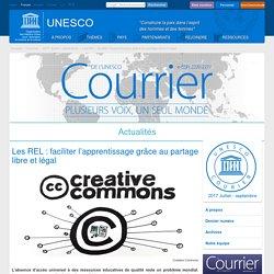 Les REL : faciliter l'apprentissage grâce au partage libre et légal