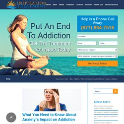Best Drug & Alcohol Rehab Treatment Facilities - Inspiration Treatment