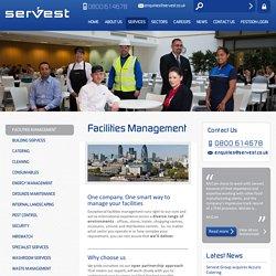 Facilities Management - A Leading Facilities Company