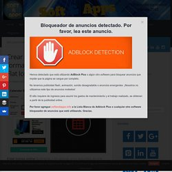 Crear iconos online fácilmente y de forma totalmente gratuita con Free Flat Icons