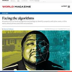 Facing the algorithms