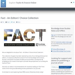 Fact - An Editors' Choice Collection