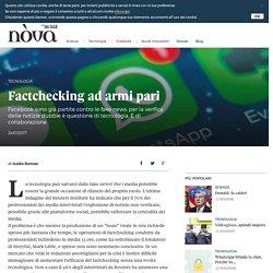 Factchecking ad armi pari