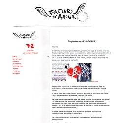 les Facteurs d'Amour - Marseille