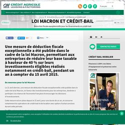 Leasing, crédit-bail & Factoring, affacturage