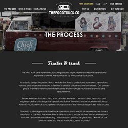 The Food Truck Factory - Buy a food truck