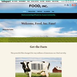 Official Food, Inc. Movie Site - Hungry For Change?
