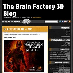 "The Brain Factory 3D Blog - Unlock the best kept secrets of 3D with your friends @ <a href=""http://www.thebrainfactory.com/"" target=""_blank"">The Brain Factory!</a>"