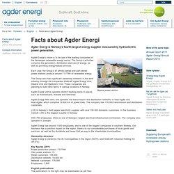 Agder Energi - English