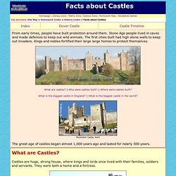 Castles homework help