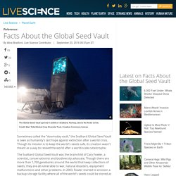 Facts About the Global Seed Vault