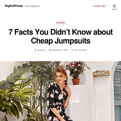 Online Womens Jumpers UK - Womens Jumpsuit