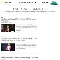 Facts So Romantic