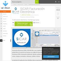 SICAR Facturación Electrónica 1.4R121203 para Ubuntu - Descargar
