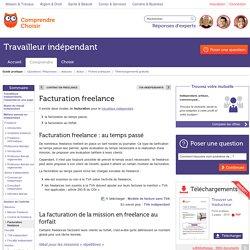 Facturation freelance : le mode de facturation du freelance