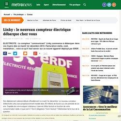 Linky : facturation, prix, installation... 5 choses à savoir sur le compteur d'électricité communicant d'ERDF