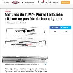 Factures de l'UMP : Pierre Lellouche affirme ne pas être le bon «pigeon»