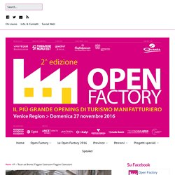 Open Factory: cantiere di restauro della Chiesa e dell'Orto degli Scalzi