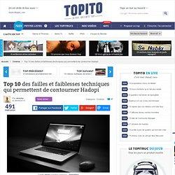 Top 10 astuces pour contourner Hadopi et logiciels anti hadopi : streaming, vpn, newsgroups, megaupload...