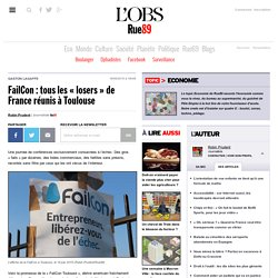 FailCon: tous les «losers» de France réunis à Toulouse