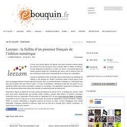 Leezam : la faillite d'un pionnier français de l'édition numérique