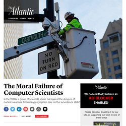 The Moral Failure of Computer Scientists