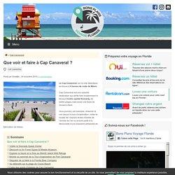 Que voir et faire à Cap Canaveral ? - Bons plans voyage Floride : Cap Canaveral