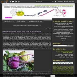 L gumes miam pearltrees - Que faire avec les feuilles de celeri ...