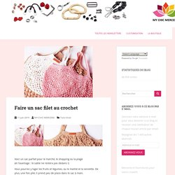 Faire un sac filet au crochet