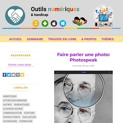 Photospeak