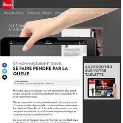 Se faire pendre par la queue - La Presse+