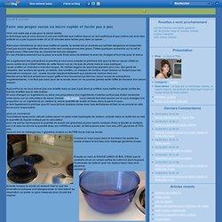 Faire son propre savon en barre rapide et facile pas à pas - Le blog de Mély