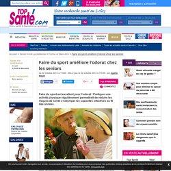 Faire du sport améliore l'odorat