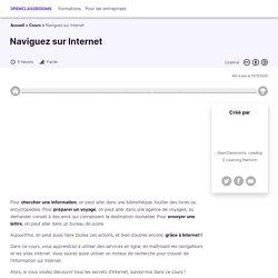 Faire une recherche sur Internet