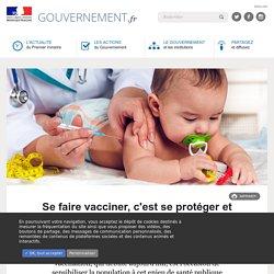 Se faire vacciner, c'est se protéger et protéger les autres