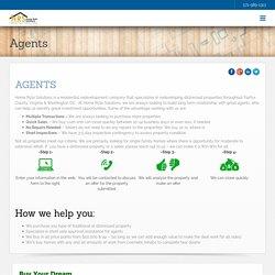 Fairfax Virginia Best Real Estate Agents- HomeRyteSolutions