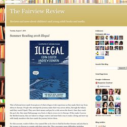 The Fairview Review: Summer Reading 2018 Illegal