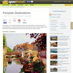 fairytale-destinations from opentravel.com - StumbleUpon