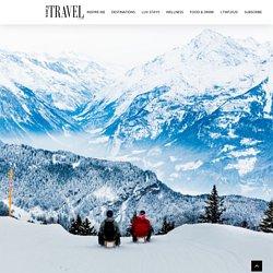 Fairytale Winter In Switzerland