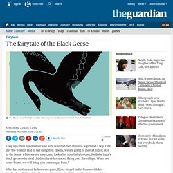 Fairytales: The Black Geese