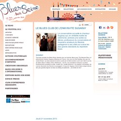 L'ENM fait son Blues Club - Le Blues Club de l'ENM invite Sugaray
