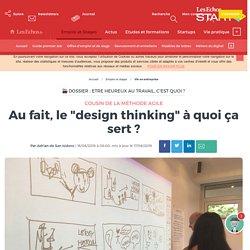 """Au fait, le """"design thinking"""" à quoi ça sert"""