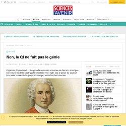 Non, le QI ne fait pas le génie - Sciencesetavenir.fr