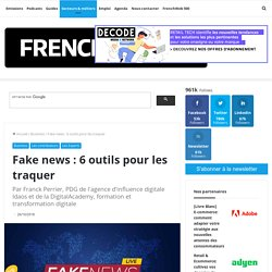 Fake news : 6 outils pour les traquer