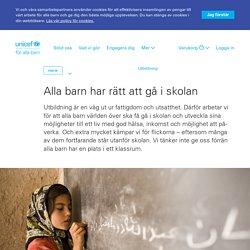 Fakta om utbildning