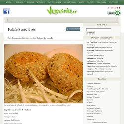 Falafels aux fevès