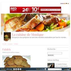Falafels - La cuisine de Monique