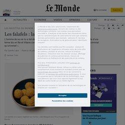 Les falafels: la recette de Claire Poirrier