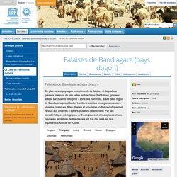 Falaises de Bandiagara (pays dogon)