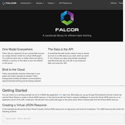 Falcor: One Model Everywhere